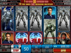 Iron Man 2 slotsgames77.com Playtech 4/5