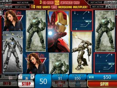 Iron Man 2 slotsgames77.com Playtech 5/5