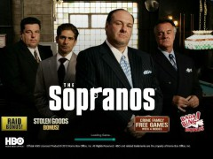 The Sopranos slotsgames77.com Playtech 1/5