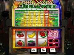 Fruit Salad Jackpot - GamesOS