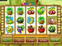 Freaky Fruits slotsgames77.com GamesOS 1/5