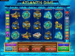 Atlantis Dive - GamesOS