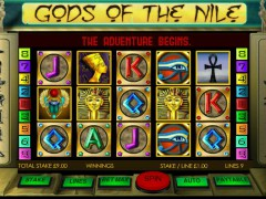 Gods of the Nile - OpenBet