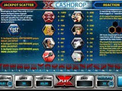 X-Factor CashDrop slotsgames77.com Fremantle Media 2/5