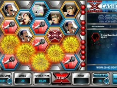 X-Factor CashDrop slotsgames77.com Fremantle Media 4/5