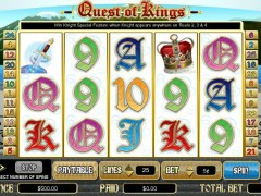 Quest of Kings slotsgames77.com CryptoLogic 1/5