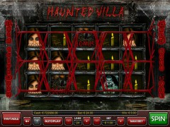 Haunted Villa slotsgames77.com Teshwa 3/5