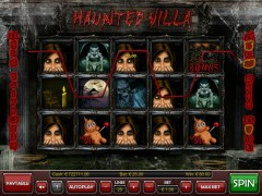 Haunted Villa slotsgames77.com Teshwa 4/5