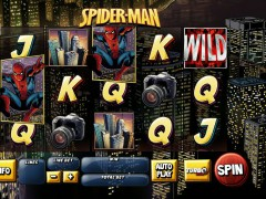 Spiderman slotsgames77.com Playtech 3/5