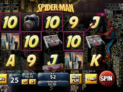 Spiderman slotsgames77.com Playtech 4/5