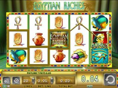Egyptian Riches slotsgames77.com William Hill Interactive 4/5