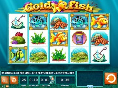 Gold Fish - William Hill Interactive