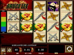 Bruce Lee slotsgames77.com William Hill Interactive 1/5
