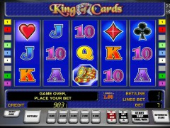 King of Cards slotsgames77.com Gaminator 1/5