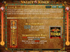 Valley of the Kings slotsgames77.com Genesis Gaming 2/5