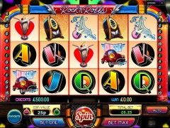 Rock n Rolls - MultiSlot