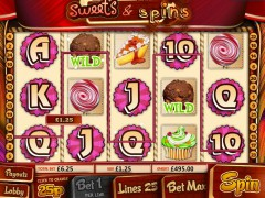 Sweets & Spins - MultiSlot