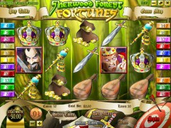Sherwood Forest Fortunes slotsgames77.com Rival 1/5