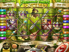 Sherwood Forest Fortunes slotsgames77.com Rival 3/5