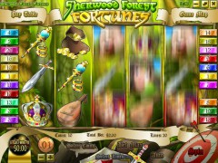Sherwood Forest Fortunes slotsgames77.com Rival 4/5