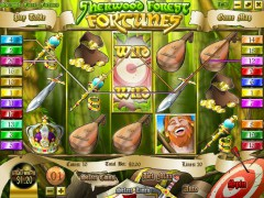 Sherwood Forest Fortunes slotsgames77.com Rival 5/5