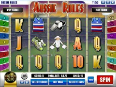 Aussie Rules slotsgames77.com Rival 1/5