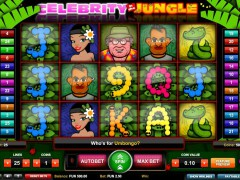 Celebrity in the Jungle - 1X2gaming