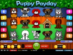 Puppy Payday slotsgames77.com 1X2gaming 1/5