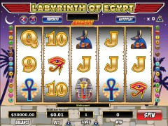 Labyrinth of Egypt slotsgames77.com Pro Wager Systems 1/5