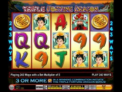 Triple Fortune Dragon slotsgames77.com IGT Interactive 1/5