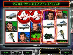 Ghostbusters slotsgames77.com IGT Interactive 4/5