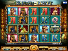 Crown Of Egypt slotsgames77.com IGT Interactive 5/5