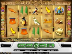 Secrets Of Horus - NetEnt
