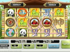 Benny The Panda slotsgames77.com OMI Gaming 2/5