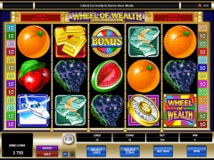 Wheel Of Wealth Special Edition slotsgames77.com Quickfire 1/5