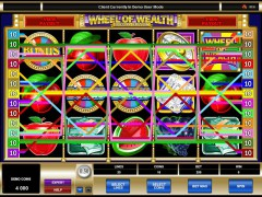 Wheel Of Wealth Special Edition slotsgames77.com Quickfire 3/5
