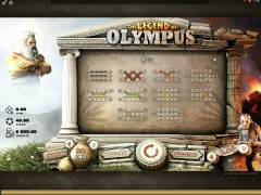 The Legend Of Olympus slotsgames77.com Quickfire 3/5