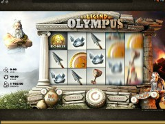 The Legend Of Olympus slotsgames77.com Quickfire 4/5