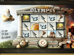 The Legend Of Olympus slotsgames77.com Quickfire 5/5