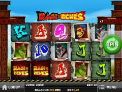 Rage to Riches - Play'nGo