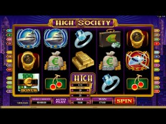High Society slotsgames77.com Quickfire 1/5