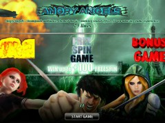 Angry Angels slotsgames77.com World Match 1/5