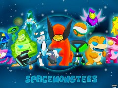 Space Monsters - World Match