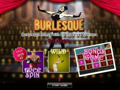 Burlesque - World Match