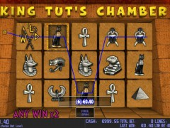 King Tut's Chamber slotsgames77.com World Match 5/5