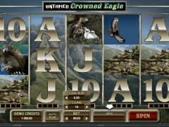Untamed Crowned Eagle - Microgaming