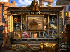 Lost slotsgames77.com Betsoft 4/5
