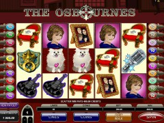 The Osbournes slotsgames77.com Microgaming 1/5