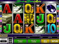 Break da Bank Again slotsgames77.com Microgaming 1/5