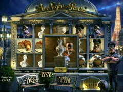 A Night in Paris slotsgames77.com Betsoft 4/5